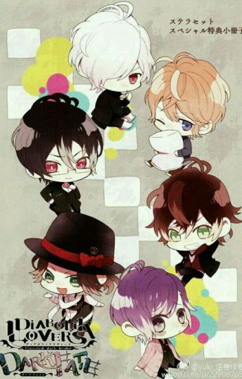 Diabolik lovers yaoi