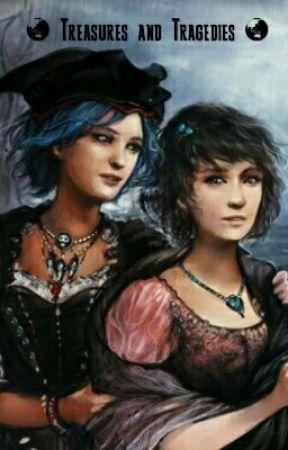 Treasures & Tragedies {Pricefield AU} by BluePunkRockRebel