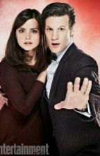 Doctor Who And Clara Oswald  by Nah_Seokjin