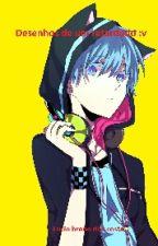Desenhos de um retardado :v by Neko-chanS2