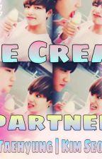 Ice Cream Partner (JinV) by BTSShipperFanfiction