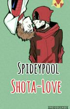 Shota Love - Spideypool by BrisaDelMarrrr