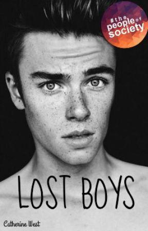 Lost Boys by psychokate