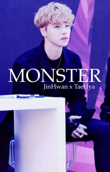 ARE U A MONSTER?    JinHwan x TaeHya