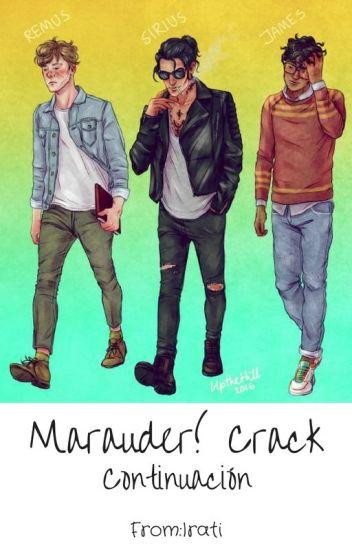 Marauder! Crack (continuación)