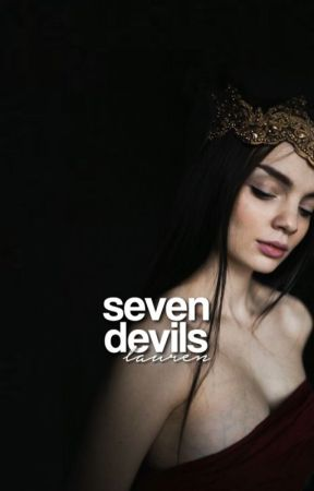 seven devils » t. riddle by messsyminded
