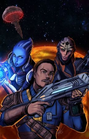 Mass Foundations: Redemption in the Stars (Mass Effect/Fallout crossover) by NordRonnoc