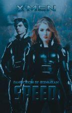 Speed ▹ Peter Maximoff by Irxnmxan