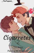 Cigarettes 2 (Billdip) by WatashiGoldenPB