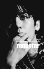 monster ➳byun Baekhyun; by yoongisfk