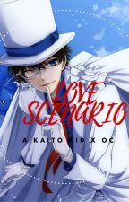 [Love Scenario] ~Kaito Kid x OC x Saguru Hakuba~ by AkaneKuro