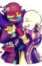 Sans Mansion (Error!Sans X Ink!Sans) by Ciel_and_Payten