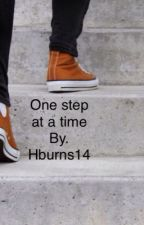 One step at a time  by hburns14