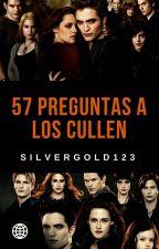 57 Preguntas A Los Cullen #premiospinguinos2016 #SinsajoAwards by silvergold123