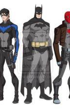 Ask & Dare The Batfamily by ada0614