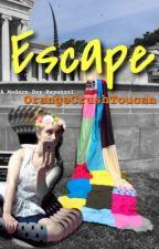 Escape  by OrangeCrushToucan