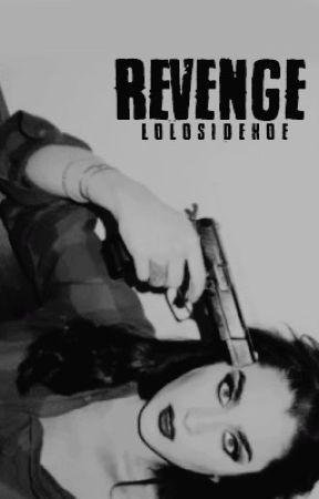 Revenge Lauren/you by 1996Vibes