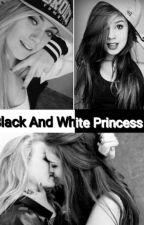 Black And White Princess by UnicornioGotico07