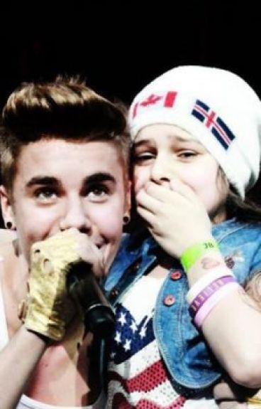 Justin Bieber adopted me