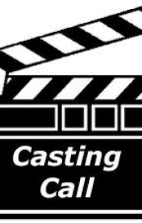 CAST CALL FOR NEW BOOK!! by WiErDd