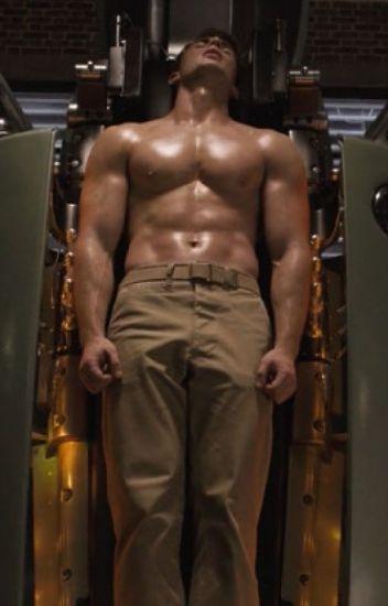 Captain America/Chris Evans x Reader //Love story/Lemon