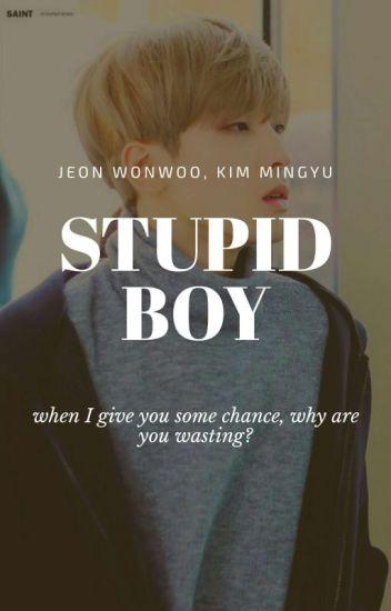 STUPID BOY