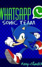 Whasapp [Sonic Team] by Roxy-Chan030
