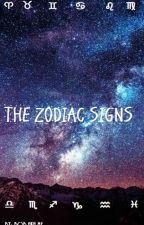 The Zodiac Signs by Papijohn405