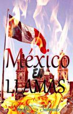México en Llamas by Iveth_Salgado