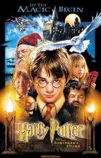 Harry Potter và Hòn Đá Phù Thủy by HunterDemon7