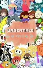 Undertale Comics by _Maddie_Dat_Trash_
