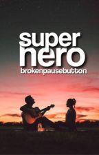 Superhero→ Ponyboy Curtis by brokenpausebutton