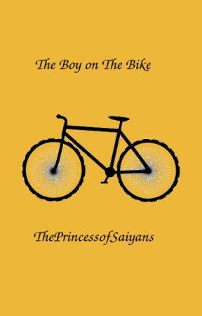 The Boy on the Bike by ThePrincessofSaiyans