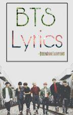 BTS Lyrics by QueenAnneTaehyung