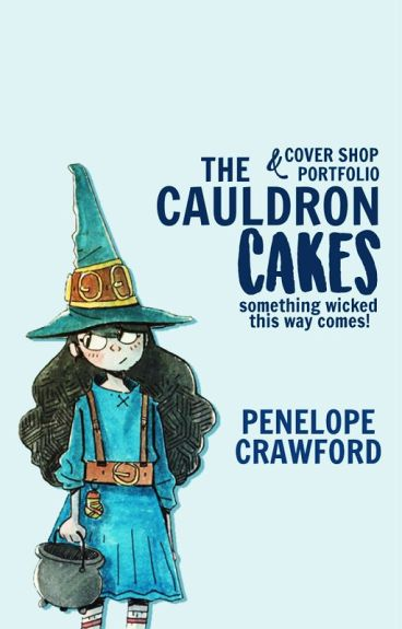 The Cauldron Cakes | Cover Shop & Portfolio | OPEN