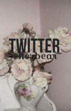 ♡ Twitter ♡  by Cher--bear