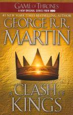 Битва королей. Джордж Р. Р. Мартин. Книга вторая by kalieva01