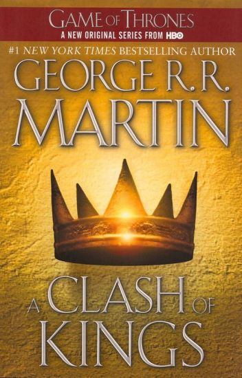 Битва королей. Джордж Р. Р. Мартин. Книга вторая