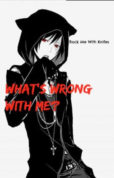 What's wrong with me? (Neko! Izaya x Shizuo)