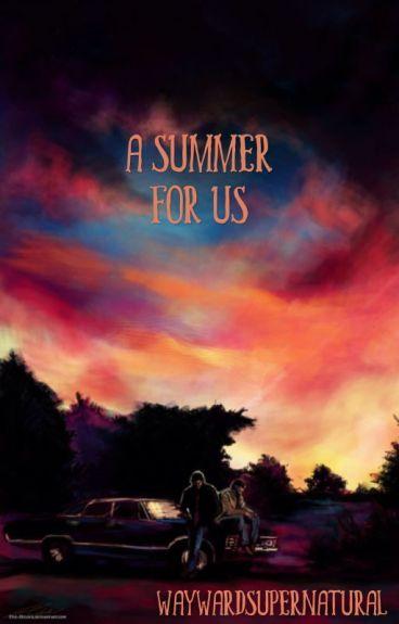 A Summer For Us [Destiel/Sabriel/Michifer]