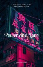 Power And Love (Shingeki No Kyojin - Livaï Ackerman x OC) by goldentwinkles