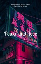 Power And Love (Livaï x OC) by completelykook