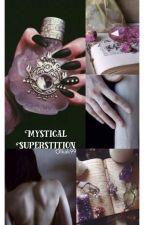 MYSTICAL SUPERSTITION - Dary Anioła ff by OlkaK99