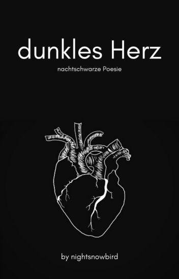 dunkles Herz