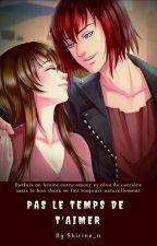 Pas le temps de t'aimer : Castiel by Shirine_n