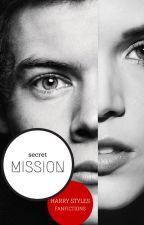 Secret Mission [Harry Styles AU] by KrisztisFanfictions