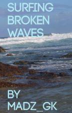 Surfing broken waves by Madz_GK