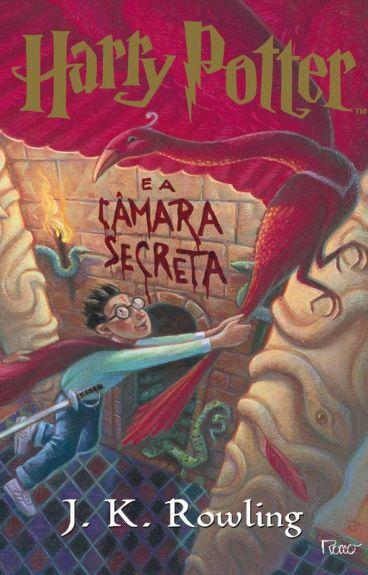 Marotos lêem Harry Potter e a Câmara Secreta
