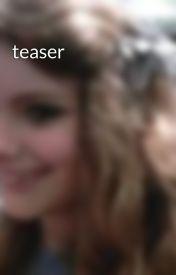 teaser by imagreekgoddess