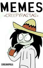 Memes »creepypastas« © by coreanopiola